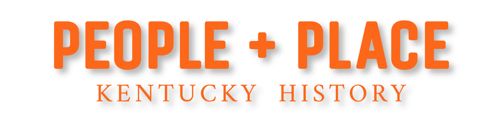 People and Place Kentucky History Logo@2x